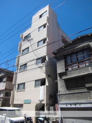 兵庫県神戸市灘区、灘駅徒歩16分の築46年 5階建の賃貸マンション