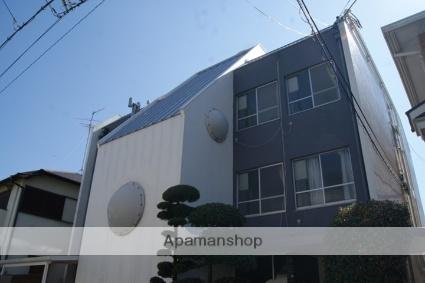 兵庫県神戸市灘区、六甲駅徒歩25分の築43年 3階建の賃貸マンション
