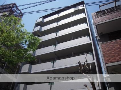 兵庫県神戸市灘区、灘駅徒歩14分の築25年 7階建の賃貸マンション