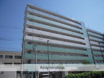 兵庫県神戸市灘区、六甲道駅徒歩7分の築5年 9階建の賃貸マンション