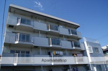 兵庫県神戸市灘区、王子公園駅徒歩9分の築35年 4階建の賃貸マンション