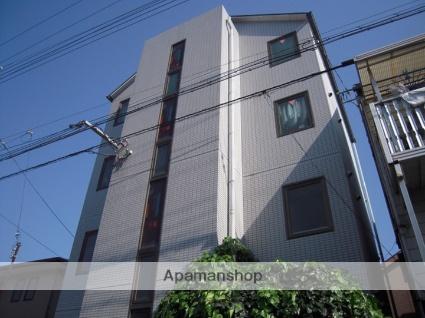 兵庫県神戸市灘区、六甲道駅徒歩15分の築22年 4階建の賃貸マンション
