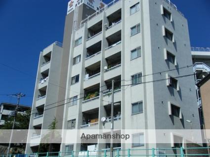 兵庫県神戸市灘区、六甲道駅徒歩15分の築43年 6階建の賃貸マンション