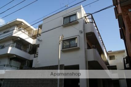 兵庫県神戸市灘区、灘駅徒歩11分の築24年 3階建の賃貸マンション