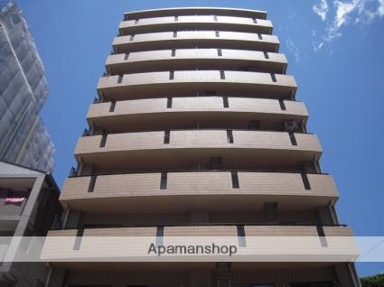 兵庫県神戸市灘区、六甲道駅徒歩3分の築20年 10階建の賃貸マンション