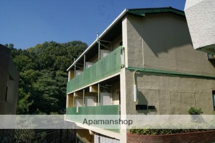 兵庫県神戸市灘区、六甲道駅徒歩19分の築29年 2階建の賃貸マンション