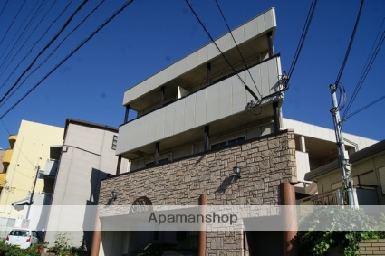 兵庫県神戸市灘区、六甲道駅徒歩16分の築19年 3階建の賃貸マンション