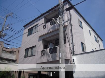 兵庫県神戸市灘区、摩耶駅徒歩3分の築26年 3階建の賃貸マンション