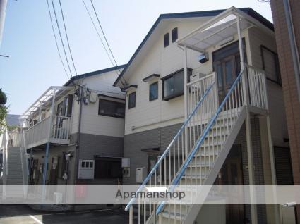 兵庫県神戸市灘区、六甲道駅徒歩14分の築18年 2階建の賃貸アパート