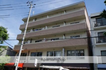 兵庫県神戸市灘区、灘駅徒歩3分の築29年 5階建の賃貸マンション