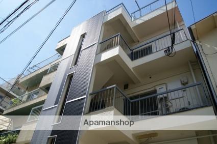兵庫県神戸市灘区、六甲道駅徒歩10分の築43年 4階建の賃貸マンション