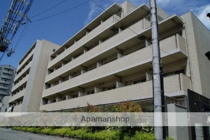 兵庫県神戸市灘区、六甲道駅徒歩13分の築7年 6階建の賃貸マンション