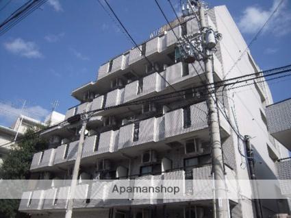兵庫県神戸市灘区、灘駅徒歩10分の築26年 6階建の賃貸マンション