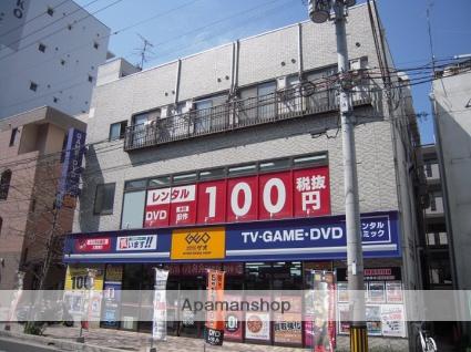 兵庫県神戸市灘区、六甲道駅徒歩5分の築45年 3階建の賃貸マンション