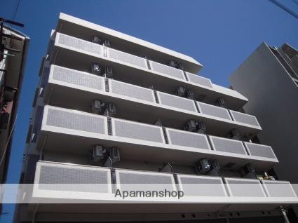 兵庫県神戸市灘区、六甲道駅徒歩11分の築22年 5階建の賃貸マンション