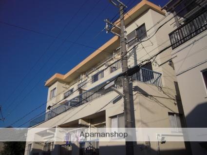 兵庫県神戸市灘区、六甲道駅徒歩13分の築44年 4階建の賃貸アパート