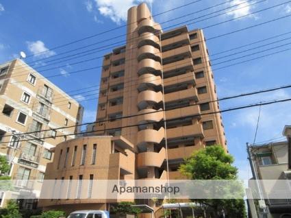 兵庫県神戸市東灘区、御影駅徒歩10分の築18年 11階建の賃貸マンション