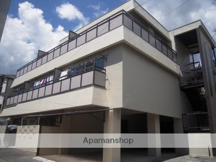 兵庫県神戸市灘区、六甲道駅徒歩14分の築43年 3階建の賃貸マンション