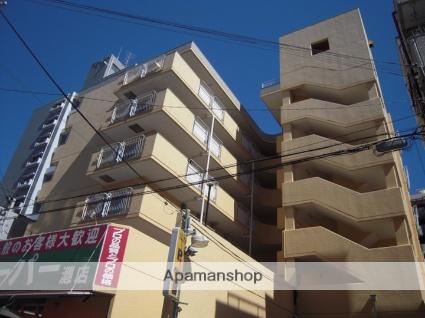 兵庫県神戸市灘区、六甲道駅徒歩7分の築38年 6階建の賃貸マンション
