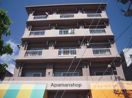 兵庫県神戸市灘区、大石駅徒歩9分の築43年 6階建の賃貸マンション