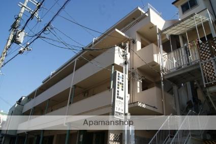 兵庫県神戸市灘区、六甲道駅徒歩12分の築42年 4階建の賃貸マンション