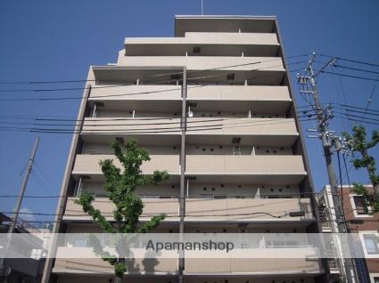 兵庫県神戸市灘区、六甲道駅徒歩15分の築10年 8階建の賃貸マンション