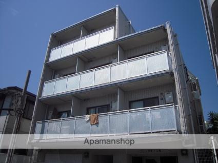 兵庫県神戸市灘区、灘駅徒歩12分の築25年 4階建の賃貸マンション