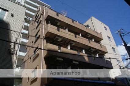 兵庫県神戸市灘区、灘駅徒歩1分の築22年 6階建の賃貸マンション