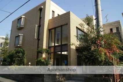 兵庫県神戸市灘区、六甲道駅徒歩14分の築30年 3階建の賃貸マンション