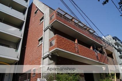 兵庫県神戸市灘区、灘駅徒歩12分の築25年 5階建の賃貸マンション