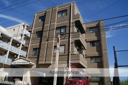 兵庫県神戸市灘区、六甲道駅徒歩20分の築23年 4階建の賃貸マンション