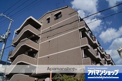兵庫県神戸市東灘区、御影駅徒歩5分の築18年 5階建の賃貸マンション