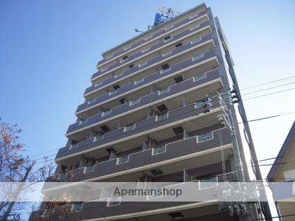兵庫県神戸市灘区、六甲道駅徒歩16分の築19年 11階建の賃貸マンション