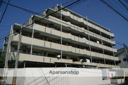 兵庫県神戸市灘区、灘駅徒歩8分の築28年 6階建の賃貸マンション