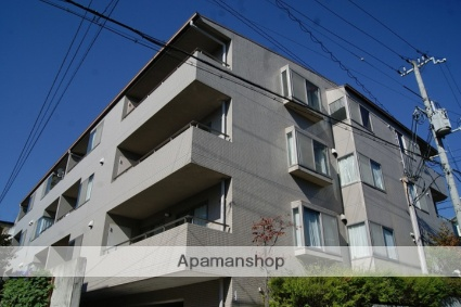 兵庫県神戸市灘区、六甲道駅徒歩8分の築19年 3階建の賃貸マンション