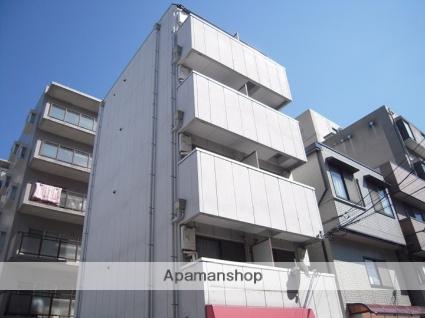 兵庫県神戸市灘区、六甲道駅徒歩5分の築22年 5階建の賃貸マンション