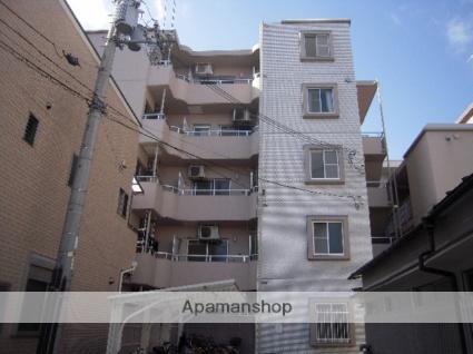 兵庫県神戸市灘区、大石駅徒歩9分の築29年 5階建の賃貸マンション