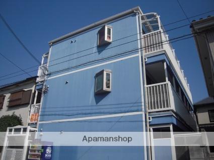 兵庫県神戸市灘区、六甲道駅徒歩8分の築10年 3階建の賃貸アパート