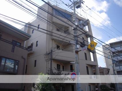兵庫県神戸市灘区、六甲道駅徒歩12分の築38年 5階建の賃貸マンション