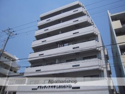 兵庫県神戸市灘区、六甲道駅徒歩8分の築27年 7階建の賃貸マンション