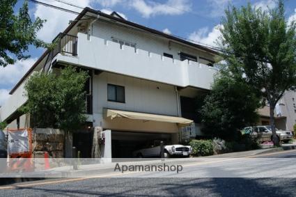 兵庫県神戸市灘区、六甲道駅徒歩17分の築29年 3階建の賃貸アパート