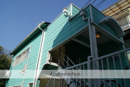 兵庫県神戸市灘区、六甲道駅徒歩10分の築30年 2階建の賃貸アパート