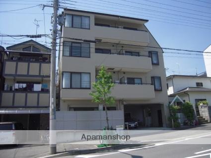 兵庫県神戸市灘区、王子公園駅徒歩14分の築18年 4階建の賃貸マンション