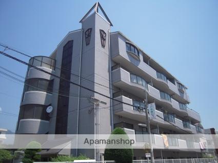 兵庫県神戸市灘区、六甲道駅徒歩4分の築25年 5階建の賃貸マンション
