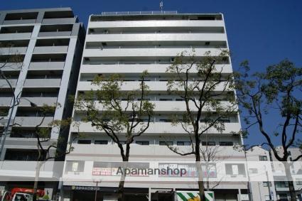 兵庫県神戸市灘区、灘駅徒歩12分の築30年 10階建の賃貸マンション