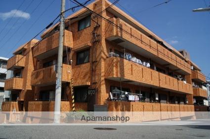 兵庫県神戸市灘区、灘駅徒歩10分の築32年 3階建の賃貸マンション