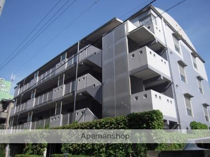 兵庫県神戸市灘区、六甲道駅徒歩15分の築19年 4階建の賃貸マンション