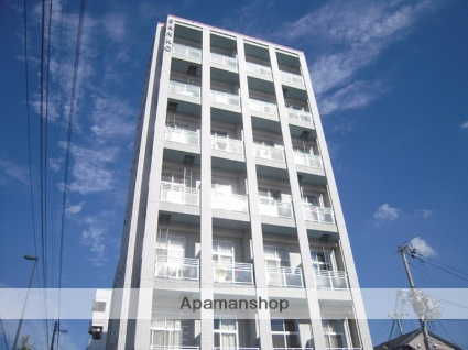 兵庫県神戸市灘区、六甲道駅徒歩10分の築10年 7階建の賃貸マンション