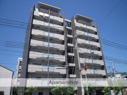 兵庫県神戸市灘区、六甲道駅徒歩9分の築8年 8階建の賃貸マンション