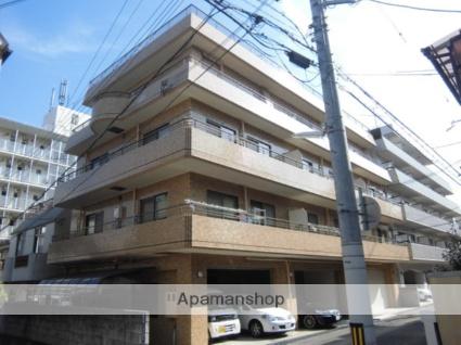兵庫県神戸市灘区、灘駅徒歩5分の築29年 4階建の賃貸マンション